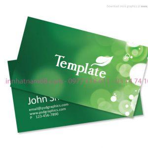 Mẫu Card Visit Giá Rẻ-C15