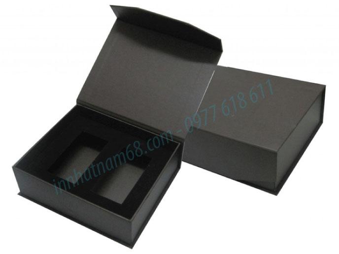 In hộp giấy carton lạnh đựng mỹ phẩm