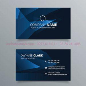 Mẫu Card Visit Rẻ đẹp-C16