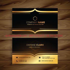 Mẫu Name Card đẹp – C09