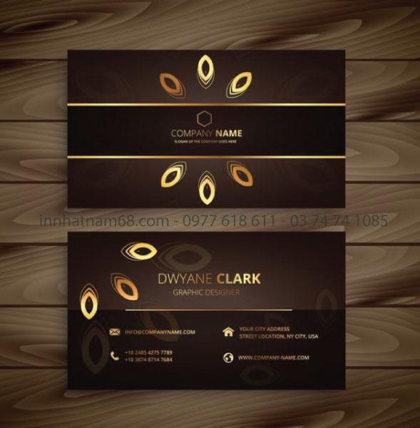 Mẫu thiết kế card visit doanh nghiệp-C17