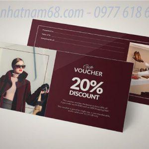 In Voucher Giảm Giá Cho Shop Thời Trang Zara Giá Cạnh Tranh.