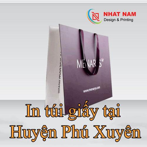 In túi giấy tại Huyện Phú Xuyên