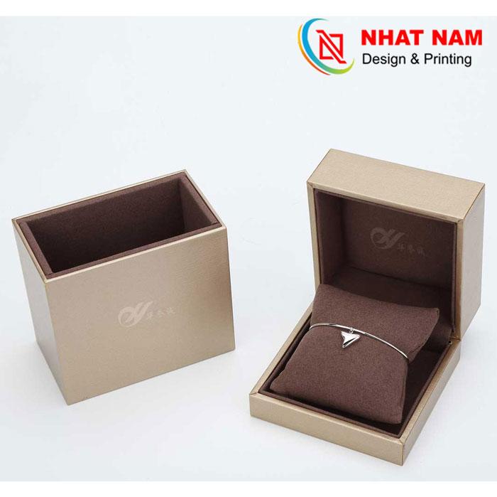 Mẫu hộp đựng trang sức cao cấp NN-703