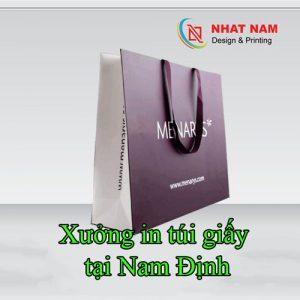 Xưởng In Túi Giấy Tại Nam Định