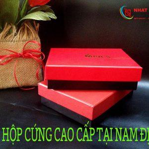 In Hộp Cứng Cao Cấp Tại Nam Định Giá Rẻ, Sang Trọng Uy Tín